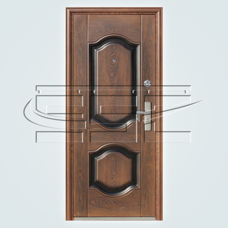 дверь металлическая 850