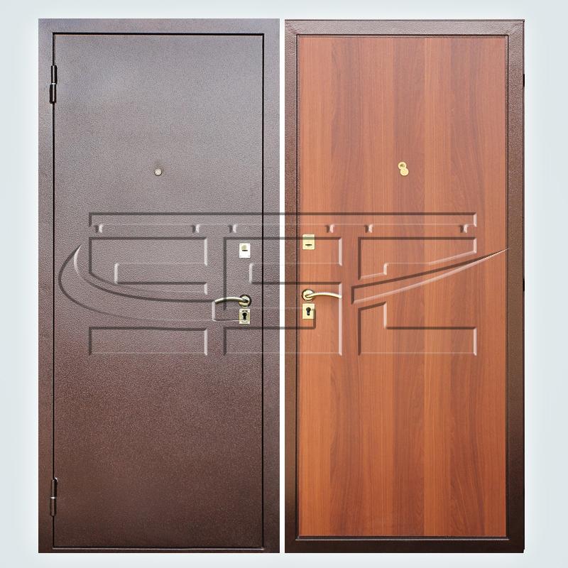 металлические двери соотношение цены и качества