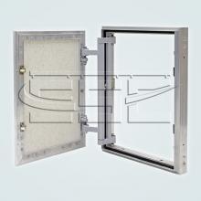 Строительная фурнитура Нажимной люк невидимка под плитку SSC-LUK изображение 1