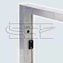 Строительная фурнитура Нажимной люк невидимка под плитку SSC-LUK изображение 3