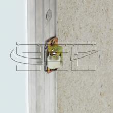 Строительная фурнитура Нажимной люк невидимка под плитку SSC-LUK изображение 5