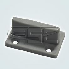 Раздвижные системы и комплекты для межкомнатных дверей Комплект с двухсторонней системой плавного закрывания (доводчик) SSC-X70 изображение 4