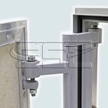Строительная фурнитура Нажимной люк невидимка под плитку SSC-LUK изображение 6