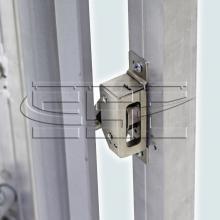 Строительная фурнитура Нажимной люк невидимка под плитку SSC-LUK изображение 7
