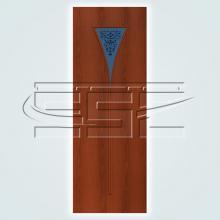 Двери 4-3 художественное остекленное изображение 4