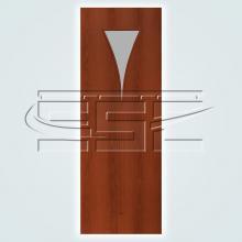Двери 4-3 глухое и остекленное изображение 5