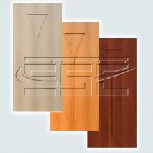 Двери 4-3 глухое и остекленное изображение 2