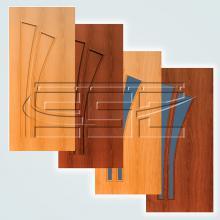 Двери SSC-4-4-lam изображение 1