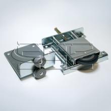 Раздвижные системы и комплекты для межкомнатных дверей Ролики для шкафа-купе SSC-215/216 изображение 1