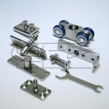 """Комплект механизмов для дверей """"книжка"""" для одной двери SSC-D-100A"""
