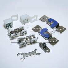 Раздвижные системы и комплекты для межкомнатных дверей Комплект механизмов для синхронных раздвижных дверей SSC-020-A изображение 4