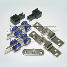Раздвижные системы и комплекты для межкомнатных дверей Комплект механизмов SSC-R3-A изображение 1