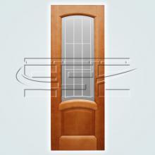 Двери Александрит остекленное изображение 3