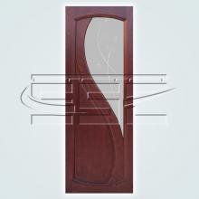 Двери Дива остеклённое изображение 3