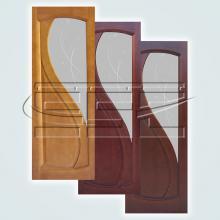 Двери Дива остеклённое изображение 1