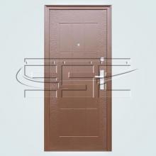 Металлическая дверь E50M