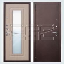 Двери Металлическая дверь Йошкар царское зеркало изображение 2