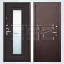 Двери Металлическая дверь Йошкар царское зеркало изображение 1