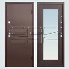 Двери Металлическая дверь Йошкар царское зеркало maxi изображение 1