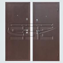 Двери Металлическая дверь Йошкар (металл - металл) изображение 1