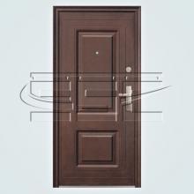 Металлическая дверь К 50-2 (ТЕПЛАЯ)