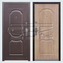 Двери Металлическая дверь Кайзер комби изображение 1