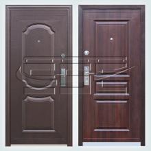 Двери Металлическая дверь Кайзер комби изображение 2