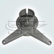 Мебельная фурнитура Опора прямая SSC-710 изображение 2