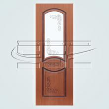 Двери Муза остеклённое изображение 3