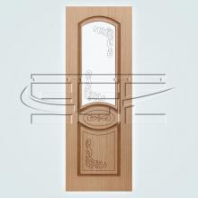Двери Муза остеклённое изображение 2