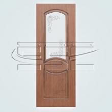 Двери Муза остеклённое изображение 4