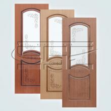Двери Муза остеклённое изображение 1