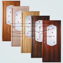 Двери Перфекта витраж изображение 1