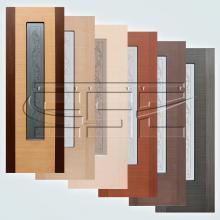 Двери Рондо остеклённый изображение 1