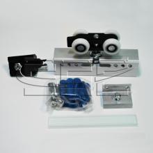 Раздвижные системы и комплекты для межкомнатных дверей Комплект механизмов на одну стеклянную раздвижную дверь SSC-007-A изображение 1
