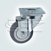 Мебельная фурнитура Колесо поворотное на площадке SSC-0120 изображение 1