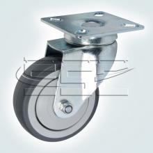 Мебельная фурнитура Колесо поворотное на площадке SSC-0122 изображение 1