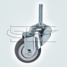 Мебельная фурнитура Колесо поворотное на штыре М8 SSC-0123 изображение 1