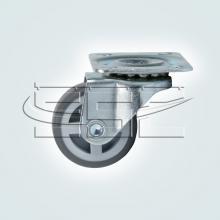 Мебельная фурнитура Колесо поворотное на площадке SSC-04 изображение 1