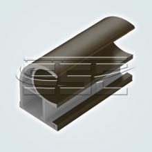 Ручка-профиль открытая для ДСП 10 мм