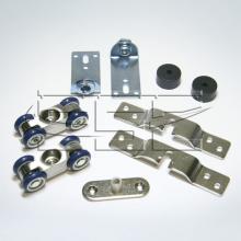 Раздвижные системы и комплекты для межкомнатных дверей Комплект механизмов для сдвижных дверей SSC-D-103-A изображение 1
