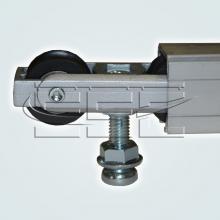 Раздвижные системы и комплекты для межкомнатных дверей Механизм для раздвижной двери SSC-A81 изображение 2