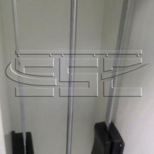 Пантограф для одежды в шкаф купе изображение 3
