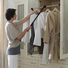 Пантограф для одежды в шкаф купе изображение 1