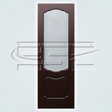 Двери Венеция остеклённое изображение 2