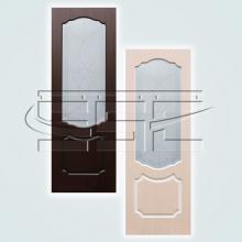 Двери Венеция остеклённое изображение 1
