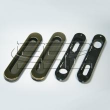 Ручки овальные бронза SSC-030-AB изображение 1