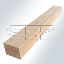 Комплектация раздвижных дверей бруском деревянным