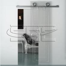 Система для стеклянных дверей раздвижные механизмы  премиум класса SSC-K-2-C