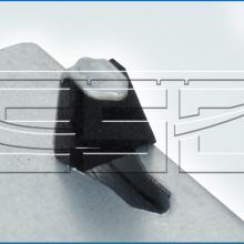 Механизм для раздвижного стола с направляющей скрытого крепления изображение 2